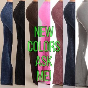 NEW COLORS / SEE NEW LISTING  Yoga Lounge Pants